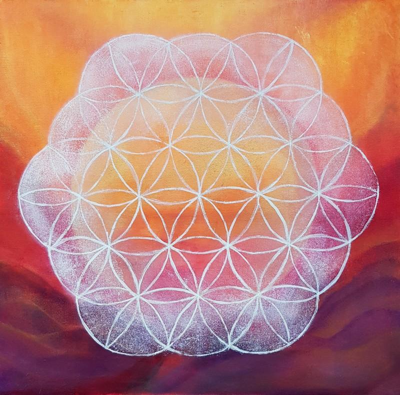 Flower of life 50 x 50