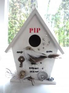 Geboortehuisje Pip