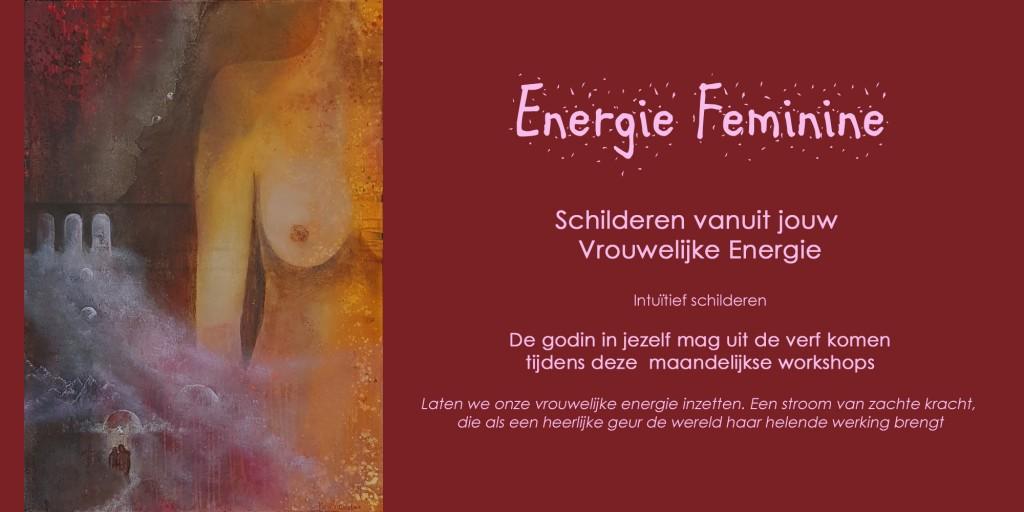 Vrouwelijke energie in beeld